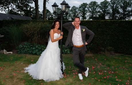 Trouwfotograaf Weert Jeroen & Lieke