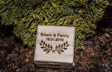 Trouwfotograaf Edwin & Fenny door Trouwfotograaf Eindhoven