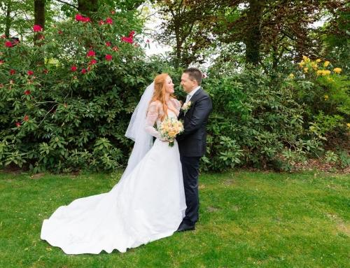 Kasteel Cranendonck – trouwen met Sam en Roxana uit Maarheeze