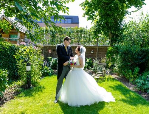 Auberge de Rousch voor een ouderwets trouwfeest